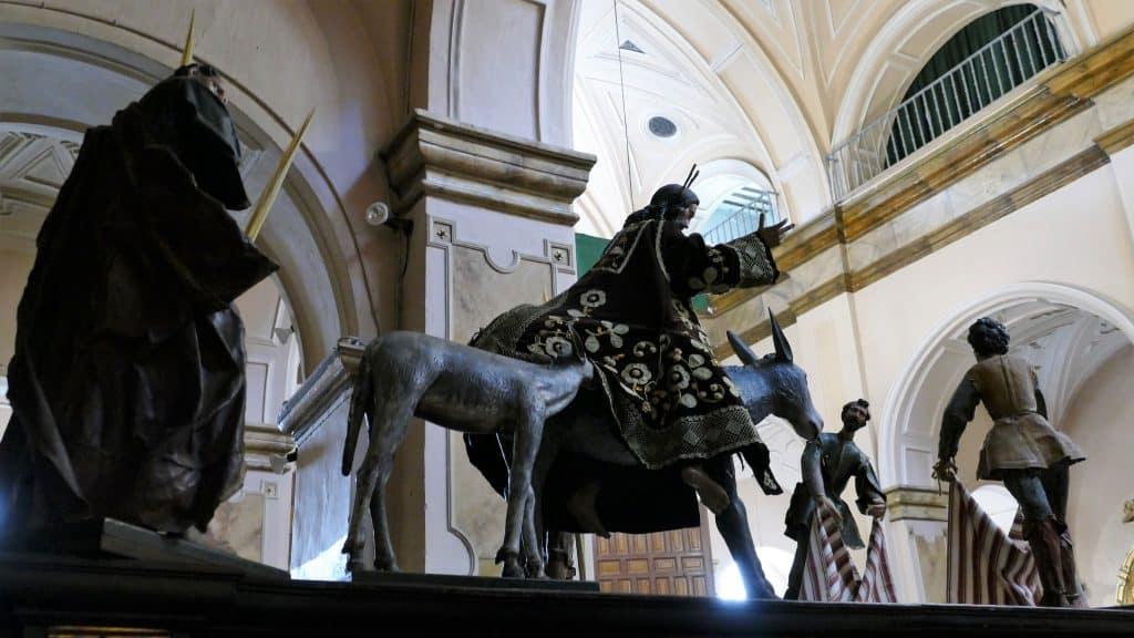 La Vera Cruz, museo vivo de Semana Santa 2021 2