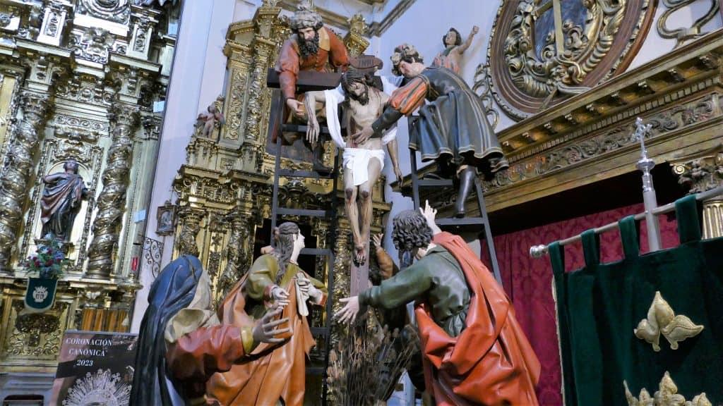 La Vera Cruz, museo vivo de Semana Santa 2021 3