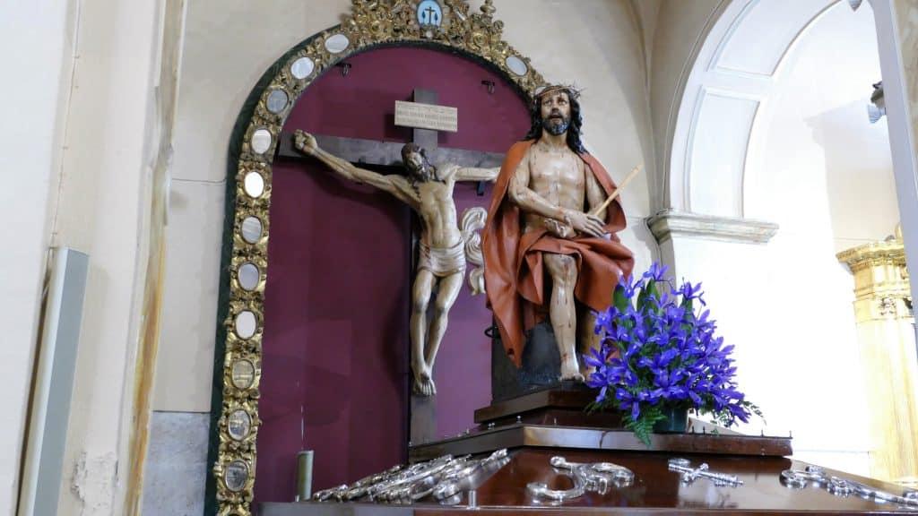 La Vera Cruz, museo vivo de Semana Santa 2021 4