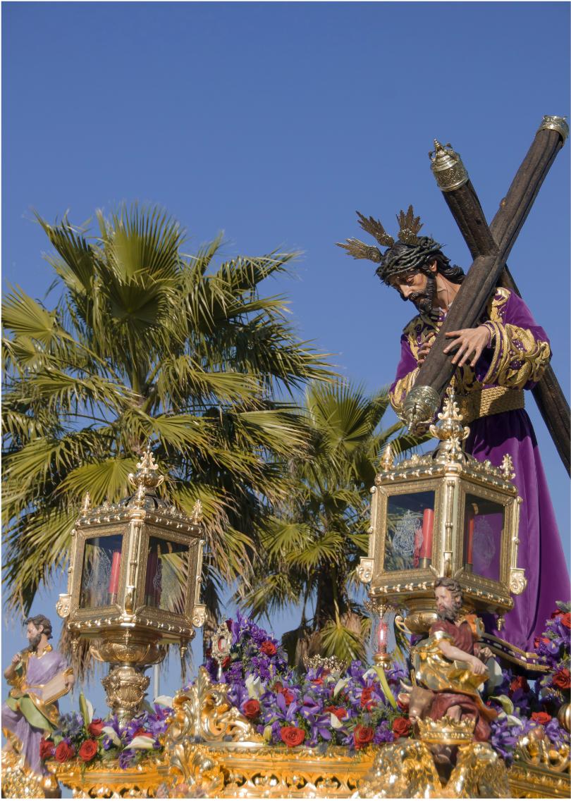 Miércoles Santo en La Isla - Gran Poder 1
