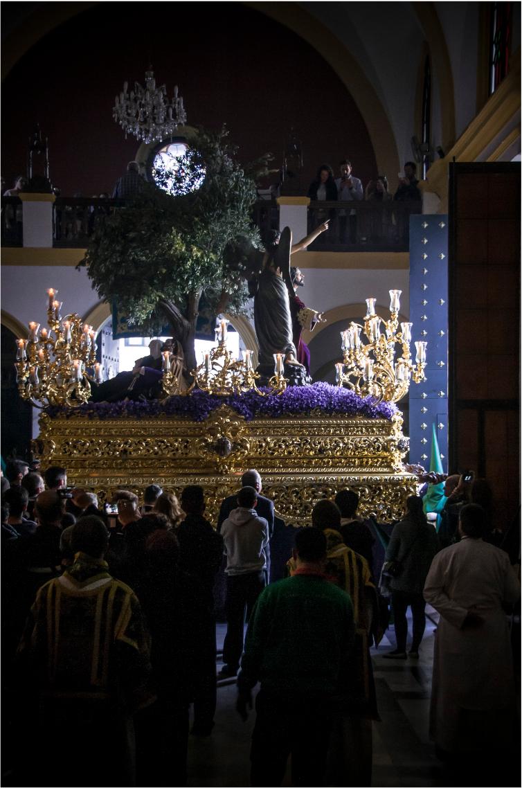 Semana Santa en La Isla - Huerto