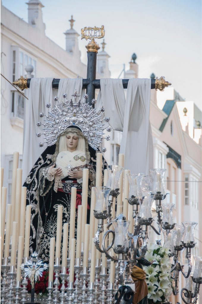 Viernes Santo en La Isla - Soledad 1