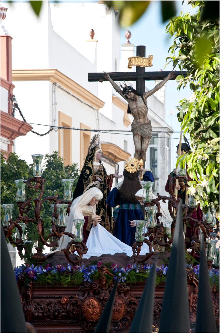 Miércoles Santo en La Isla - Vera Cruz 1