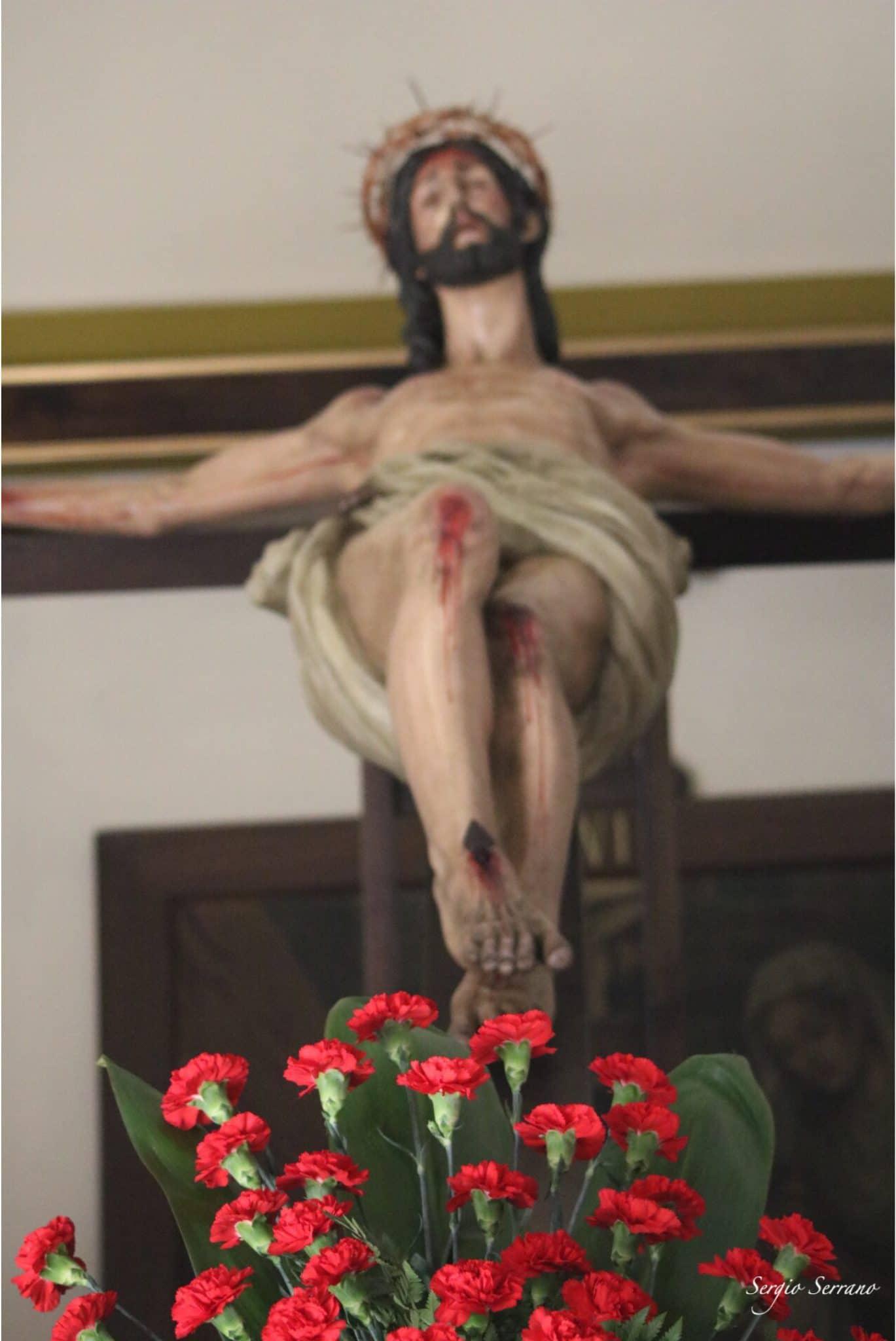 Semana Santa en Valladolid - Procesión de la amargura de Cristo