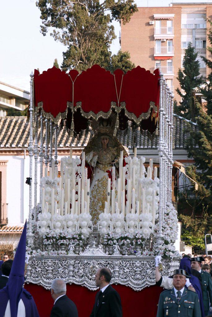 Semana Santa en Granada - Lanzada