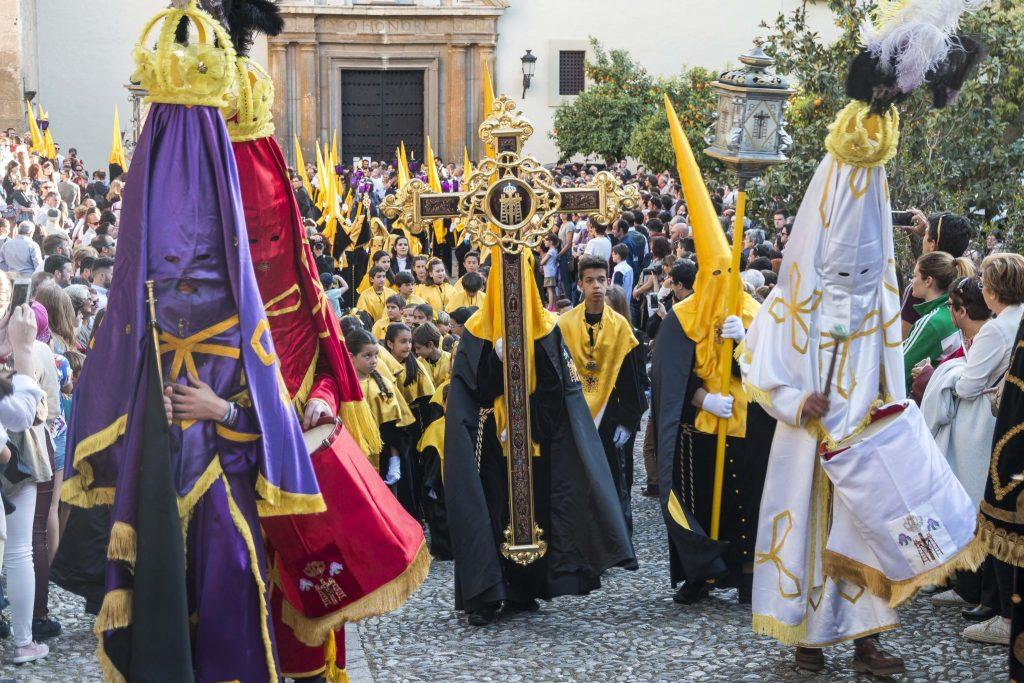 Semana Santa en Granada - Descendimiento