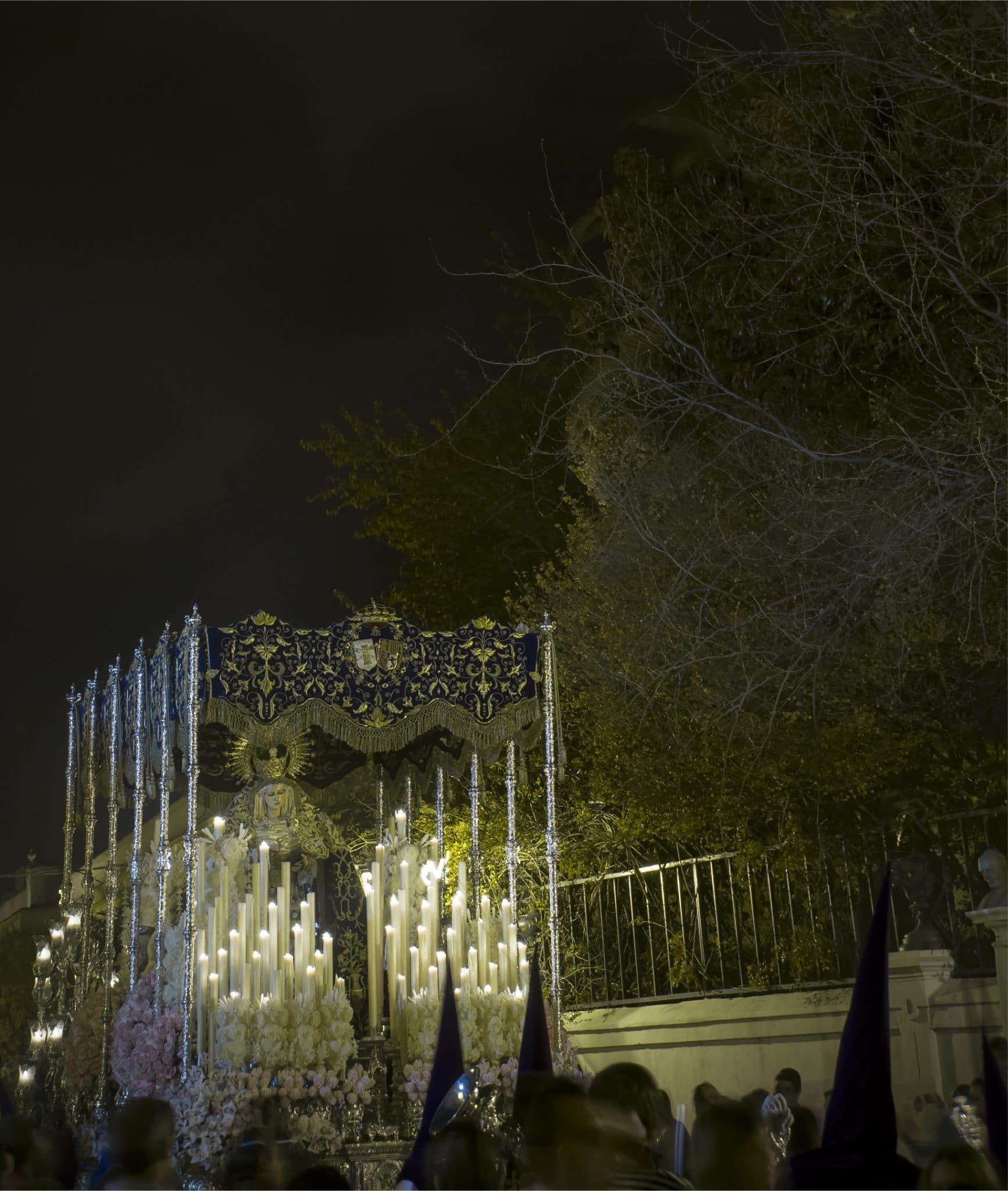 Semana Santa en San Fernando - Columna