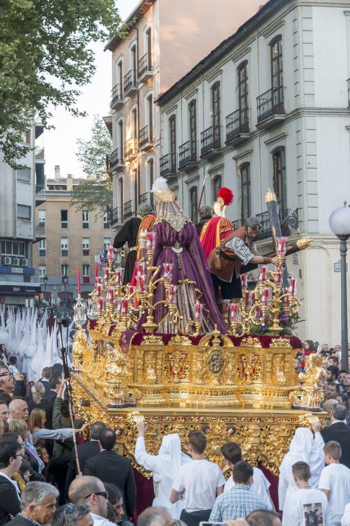 Semana Santa en Granada - Despojado