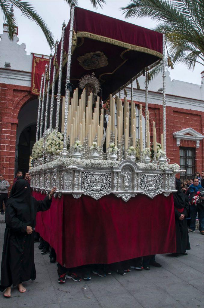 Semana Santa en San Fernando - Desamparados