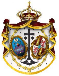 Semana Santa en San Fernando - Escudo Santo Entierro