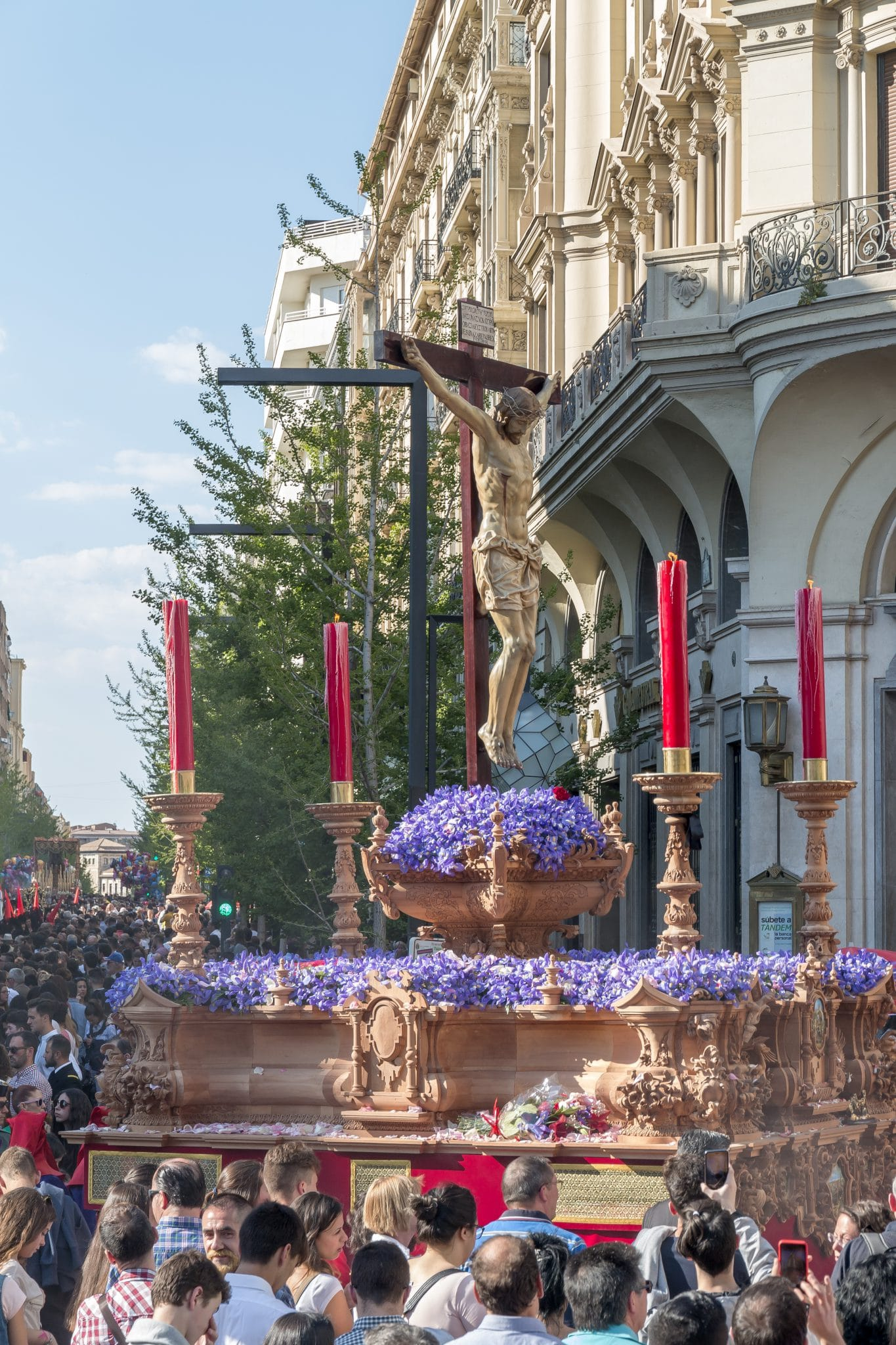 Semana Santa en Granada - Gitanos