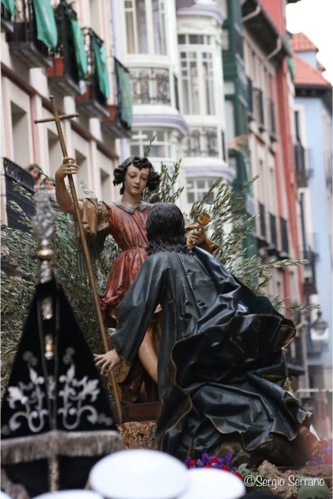 Semana Santa en Valladolid - Procesión del Santísimo rosario del dolor