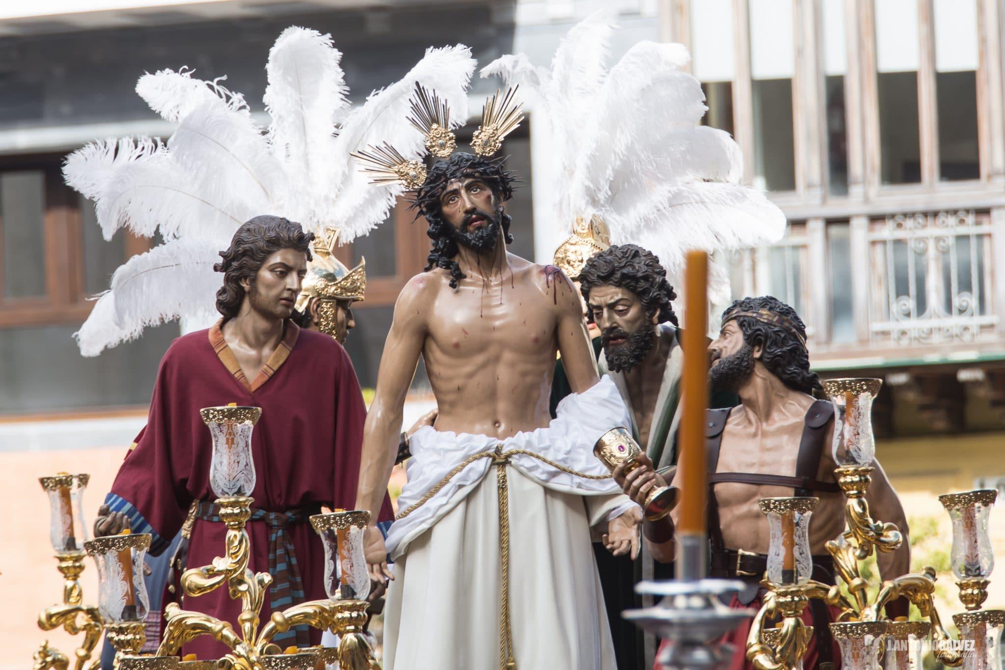 Semana Santa en Sevilla - Jesús Despojado
