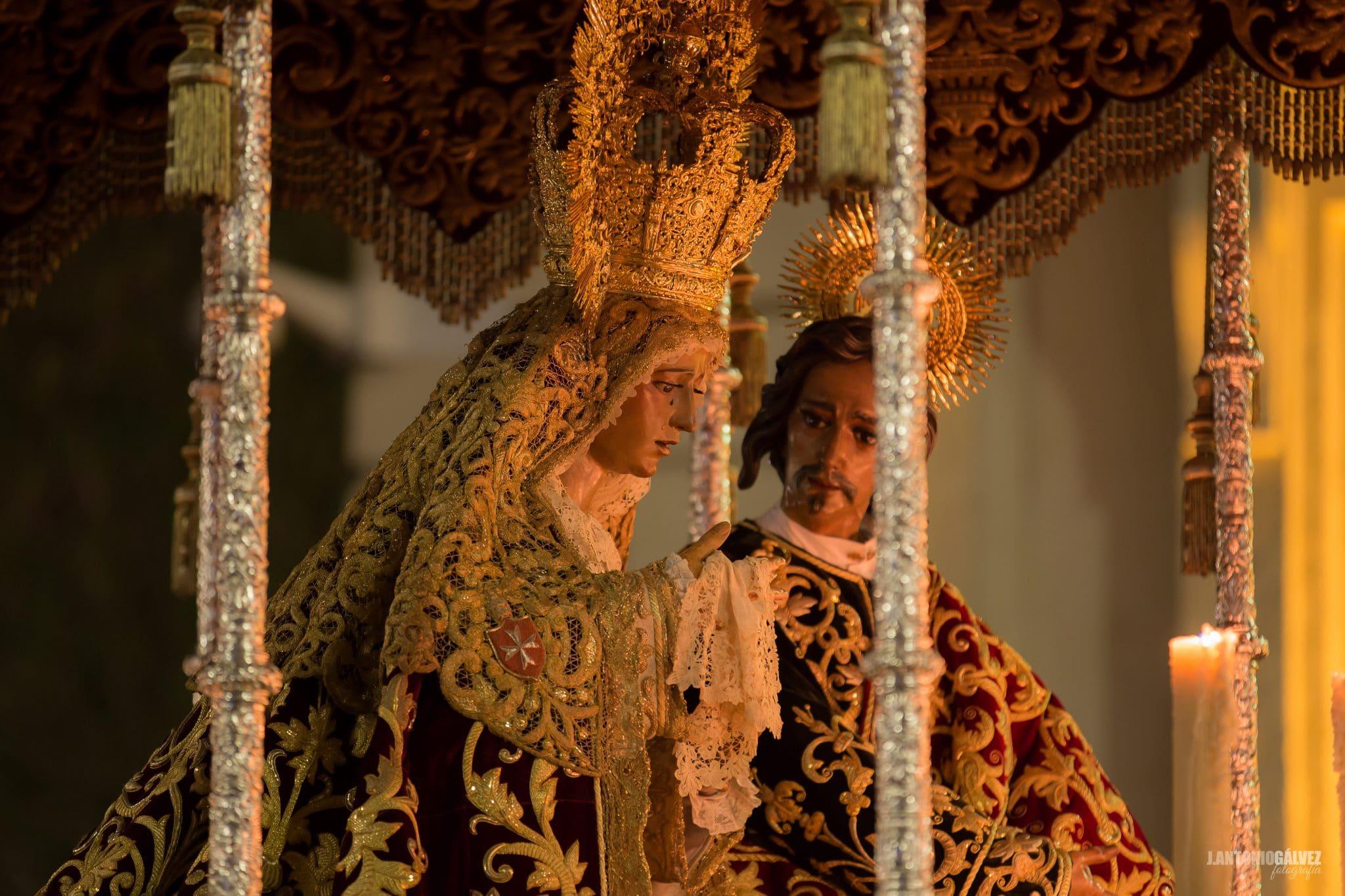 Semana Santa en Sevilla - La Amargura