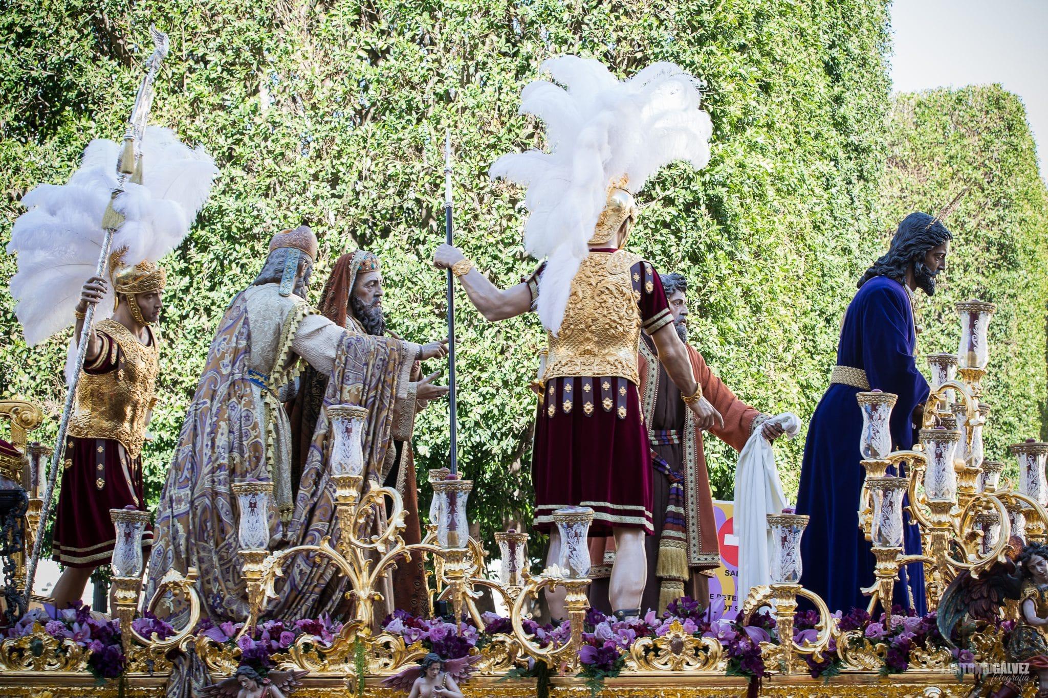 Semana Santa en Sevilla - San Pablo