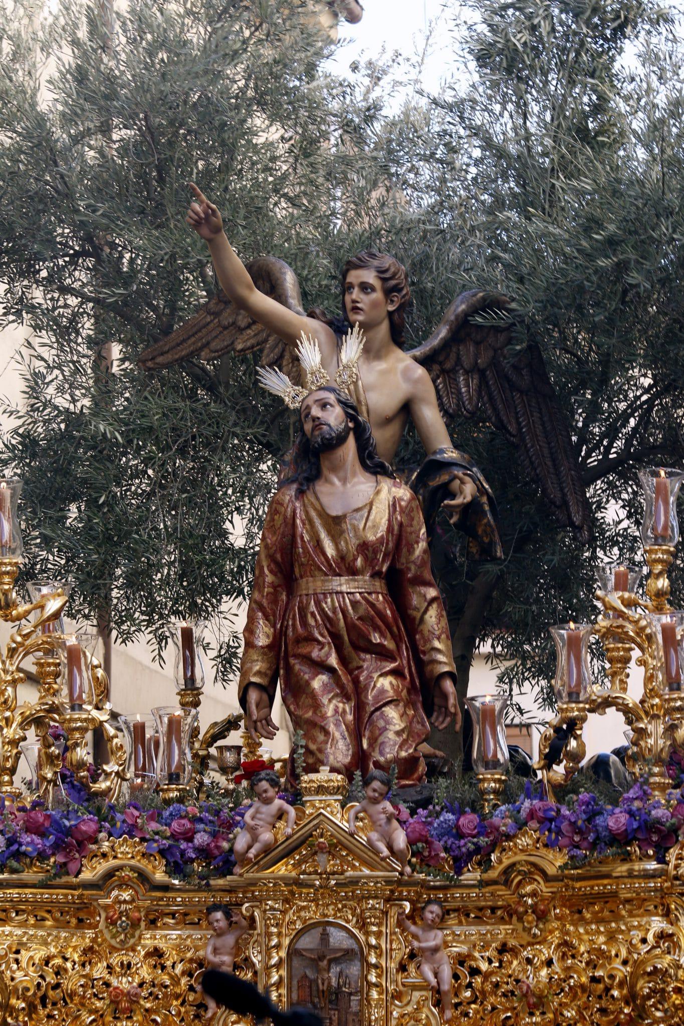 Semana Santa en Granada - Huerto