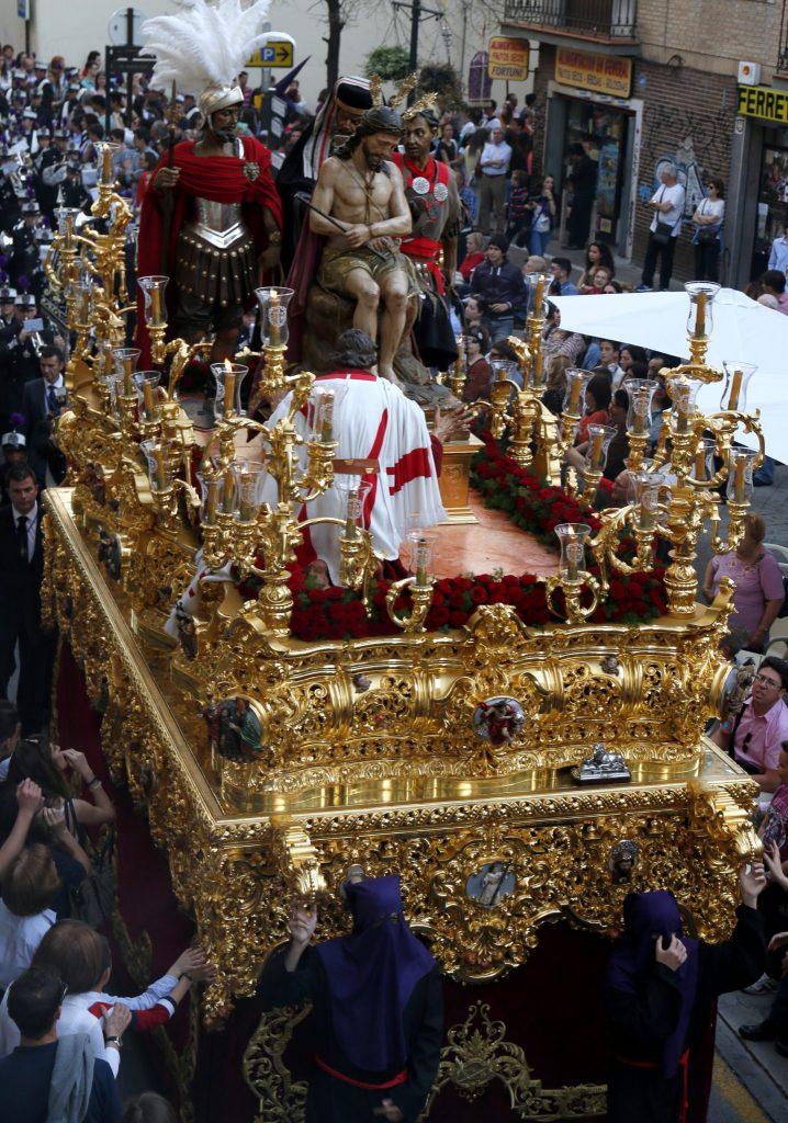 Semana Santa en Granada - Cañilla