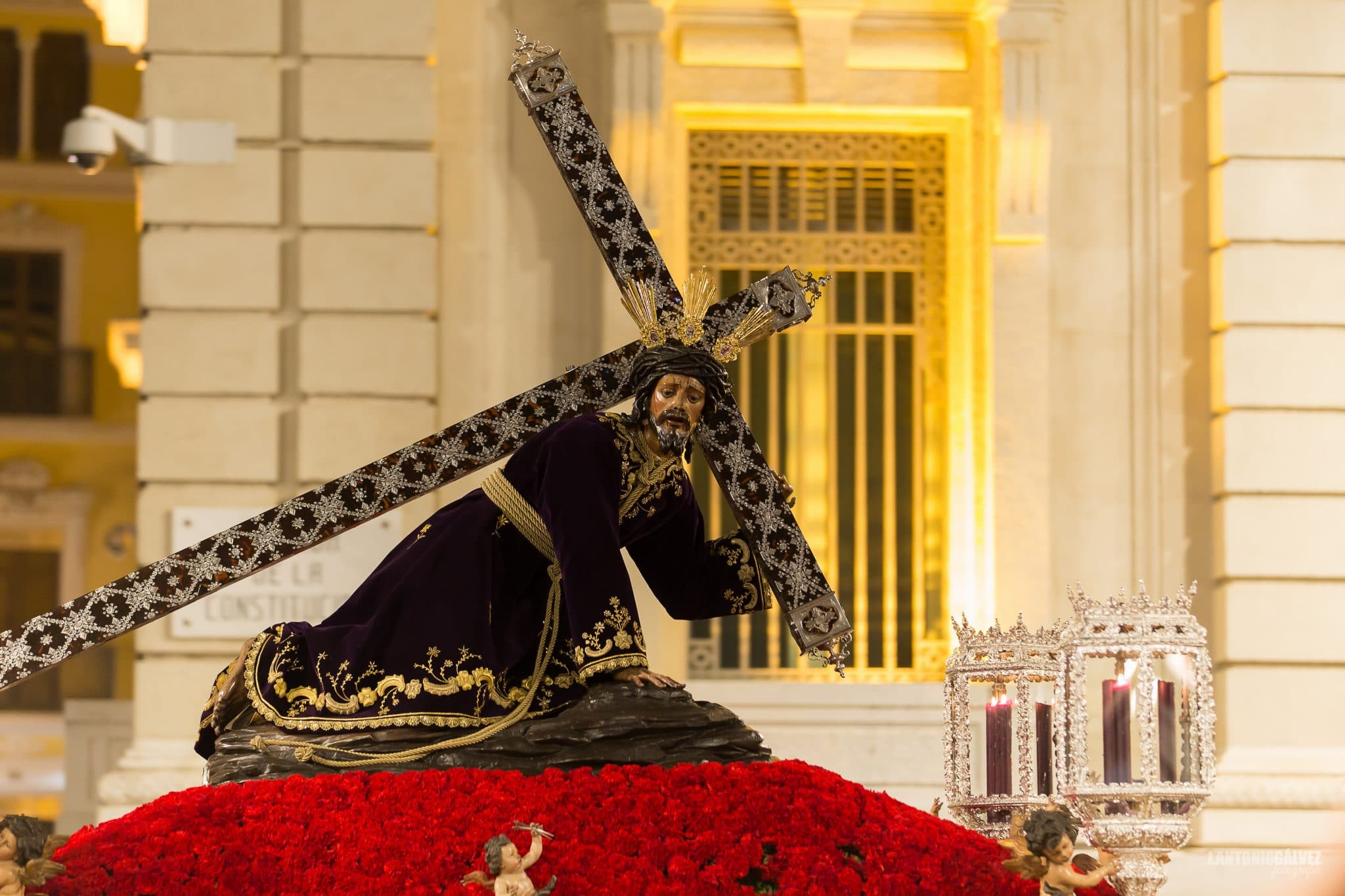Semana Santa en Sevilla - Las Penas