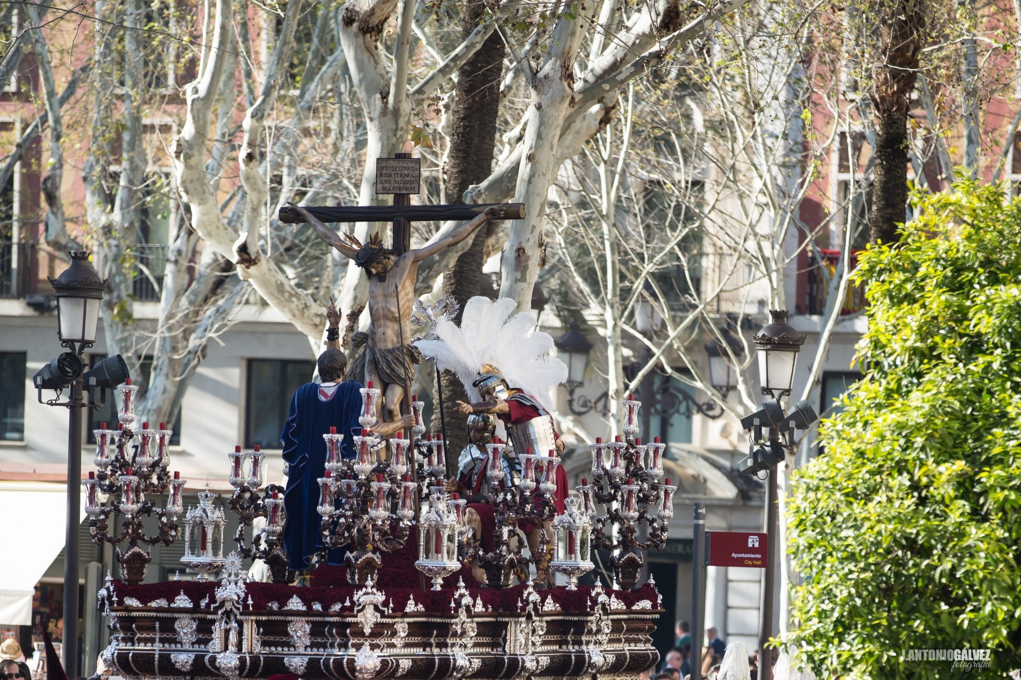 Semana Santa en Sevilla - El Cerro del Aguila