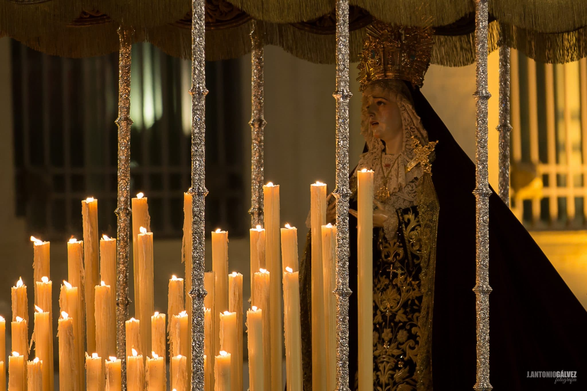 Semana Santa en Sevilla - Santa Cruz
