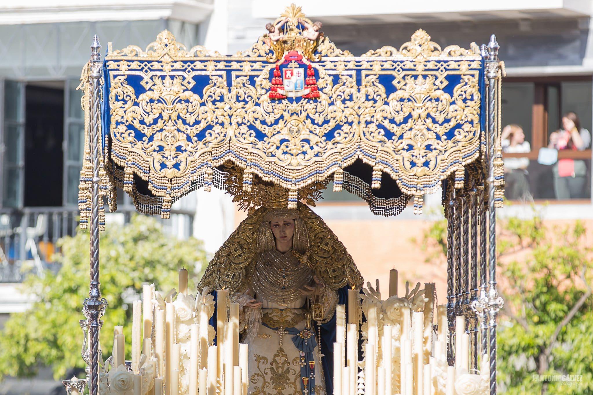 Semana Santa en Sevilla - El Carmen