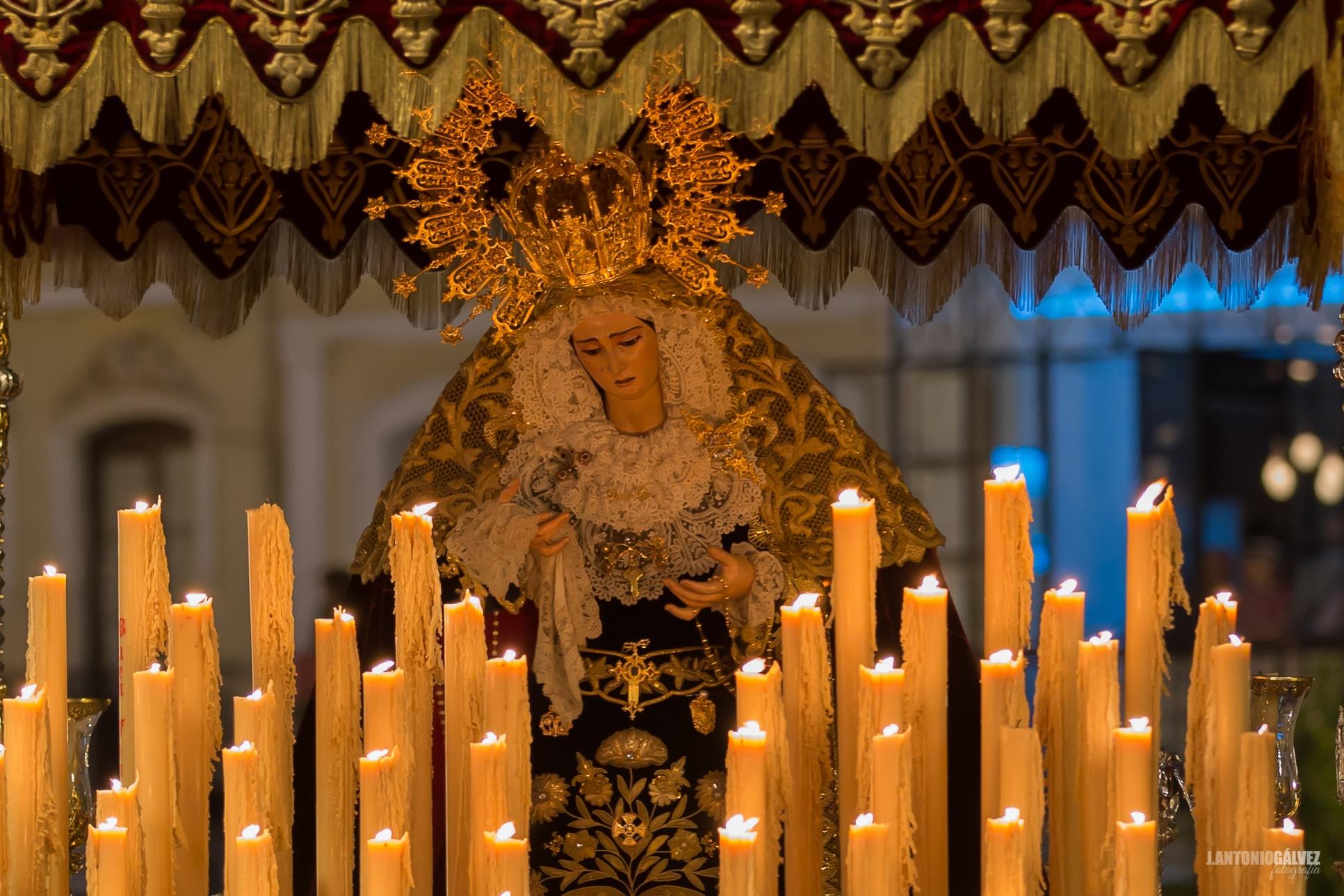 Semana Santa en Sevilla - La Lanzada