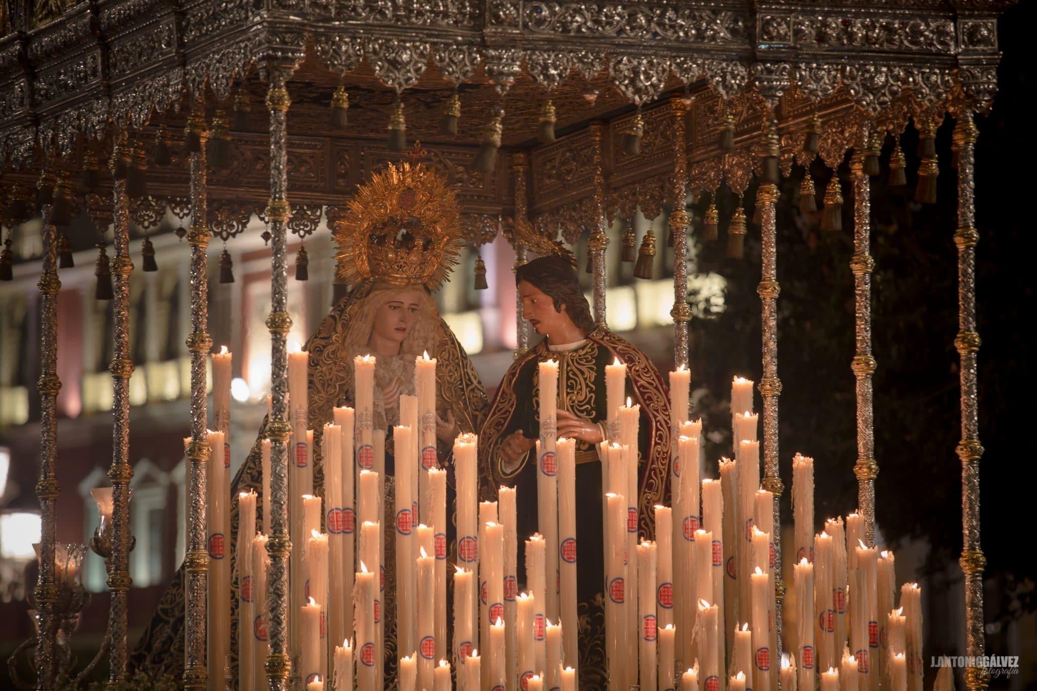 Semana Santa en Sevilla - El Silencio