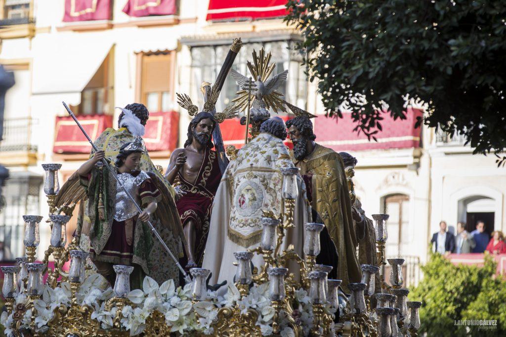 Semana Santa en Sevilla - La Trinidad