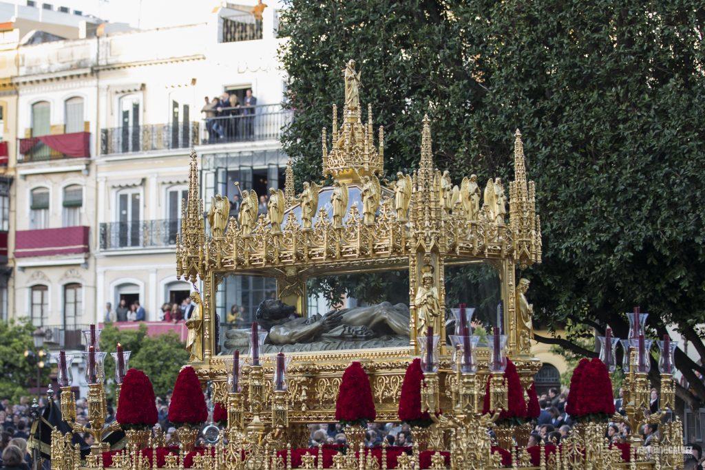 Semana Santa en Sevilla - Santo Entierro