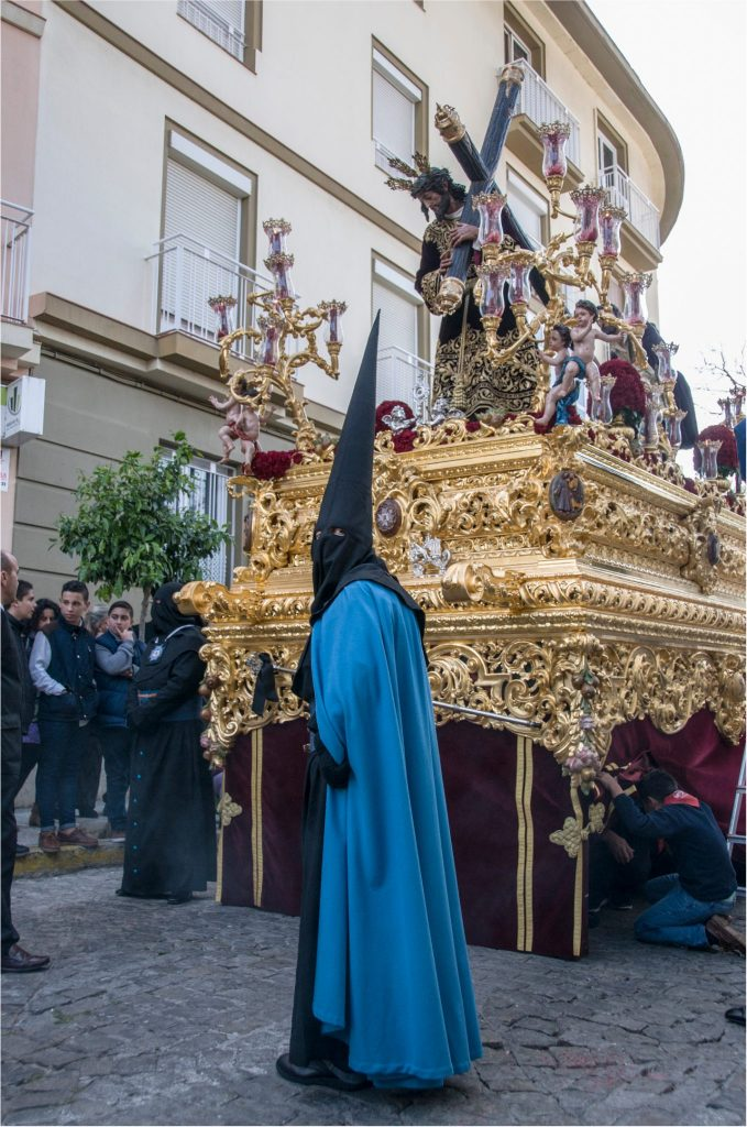 Semana Santa en San Fernando - Misericordia