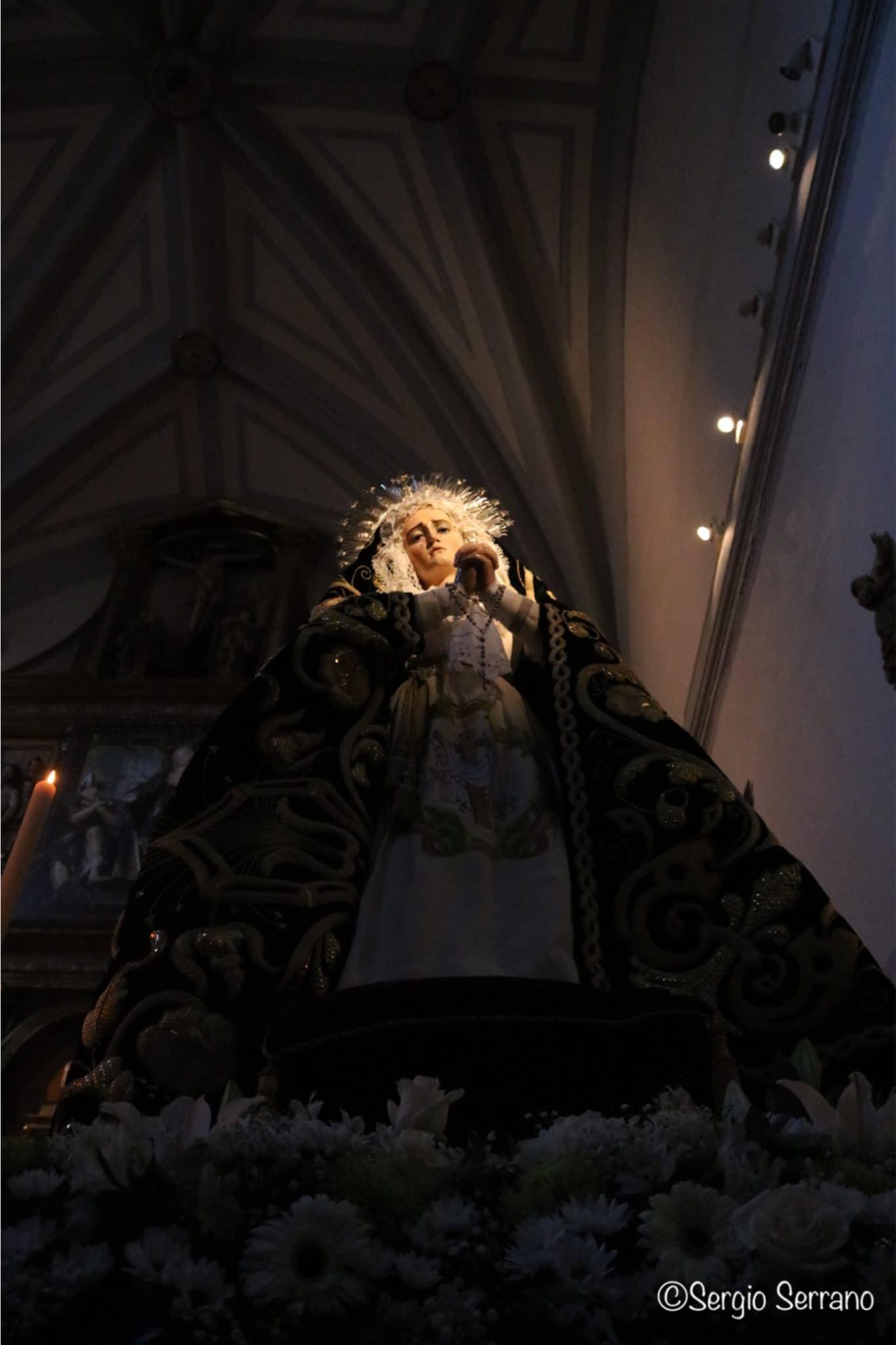 Semana Santa en Valladolid - Franciscana Seglar