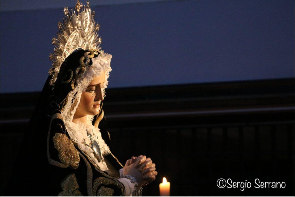 Semana Santa en Valladolid - Orden Franciscana Seglar