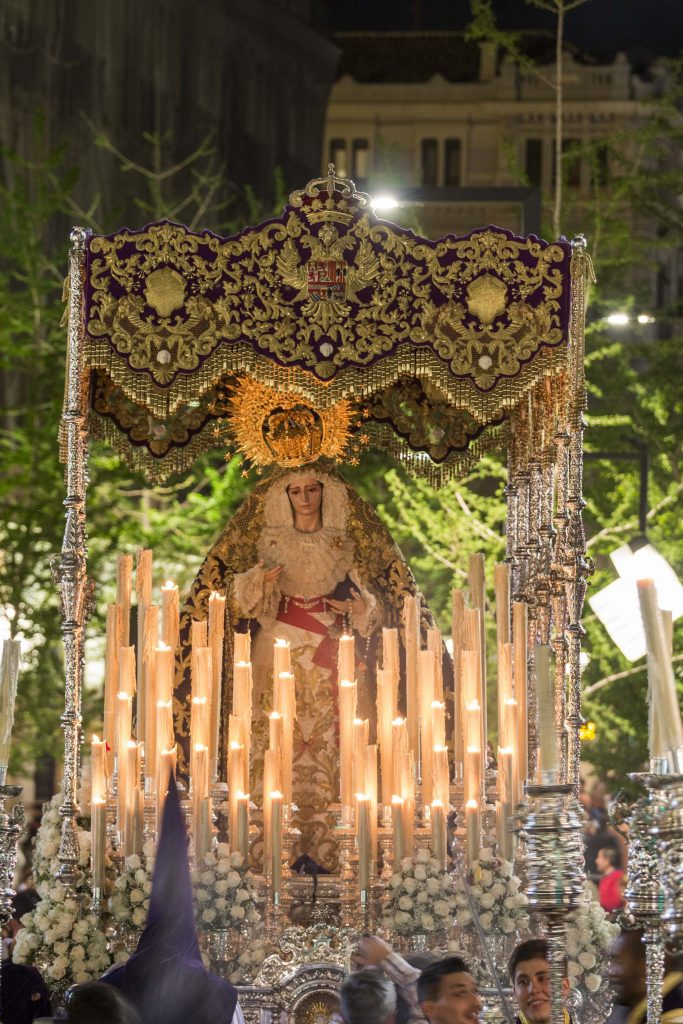 Semana Santa en Granada - Penas