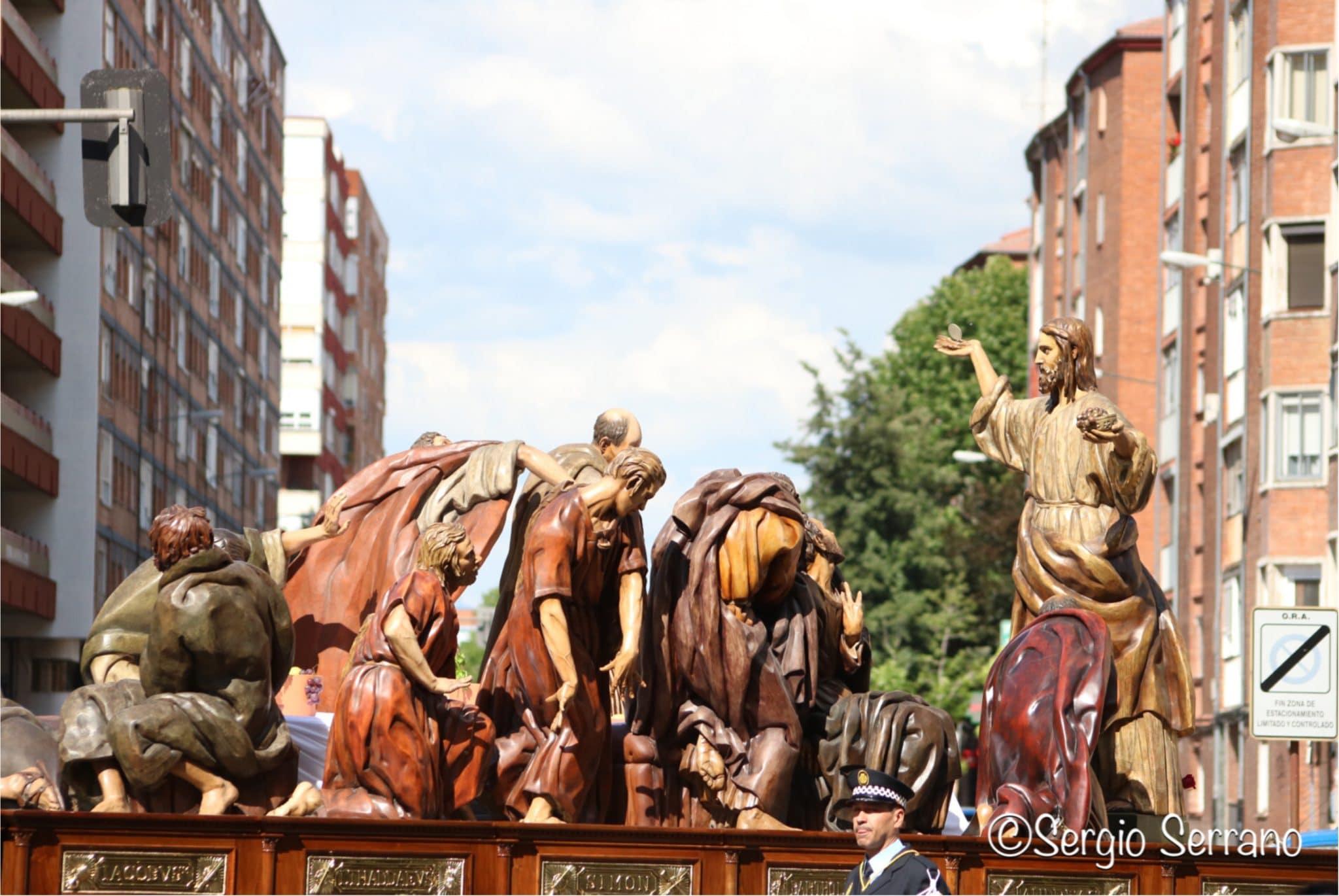 Semana Santa en Valladolid - Sagrada Cena