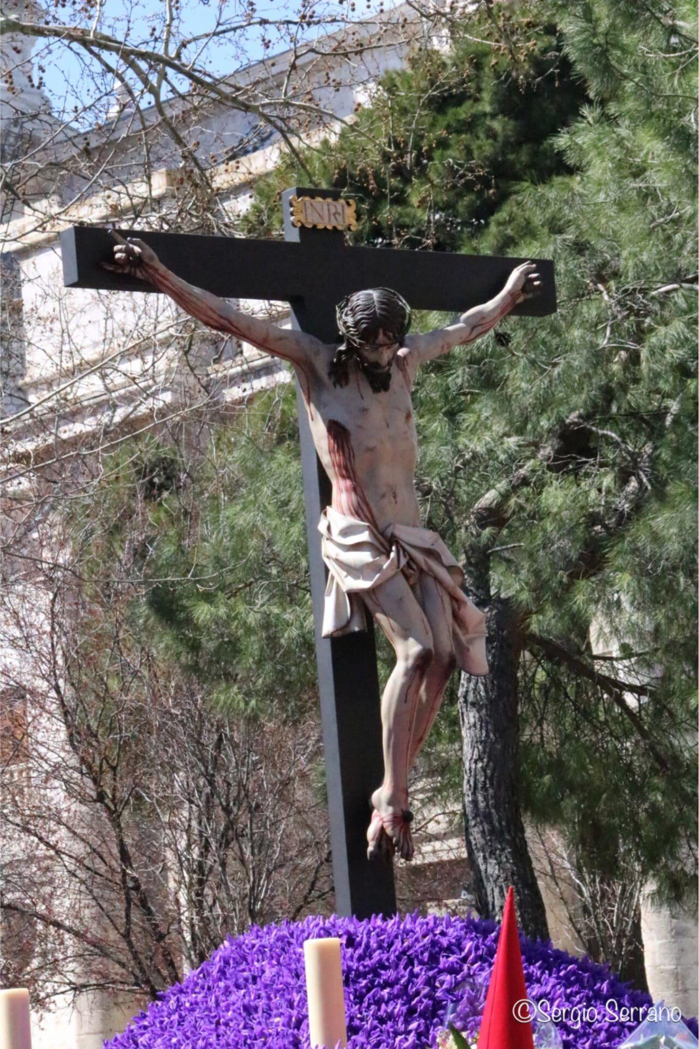 Semana Santa en Valladolid - Procesión del santísimo Cristo de La Luz