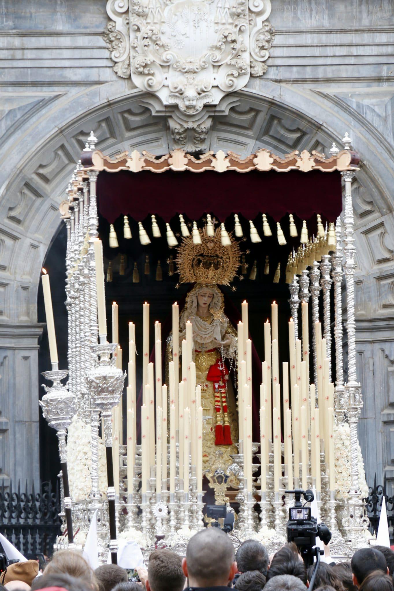 Semana Santa en Granada - Estudiantes