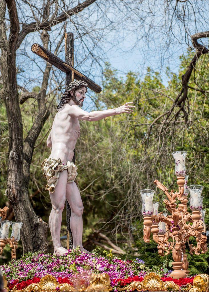 Semana Santa en San Fernando - Resucitado