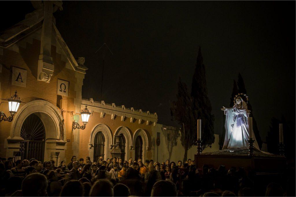 Semana Santa en San Fernando - Rosario