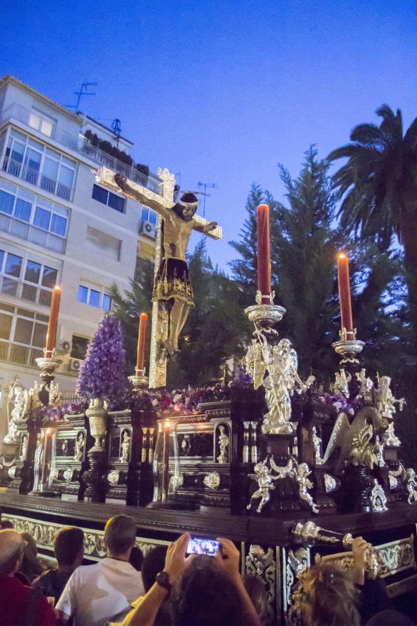 Semana Santa en Granada - San Agustín