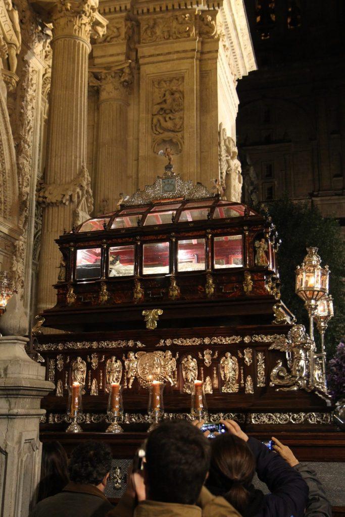 Semana Santa en Granada - Santo Entierro