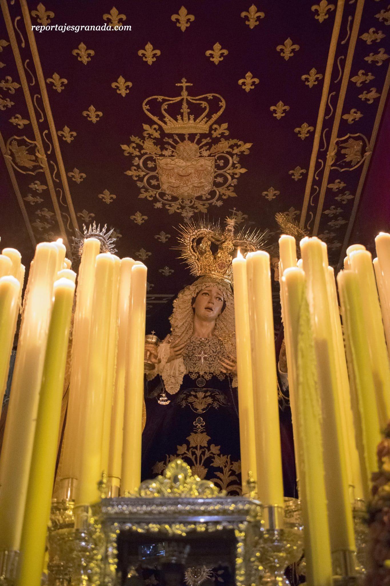 Semana Santa Granada - Luz y Trabajo
