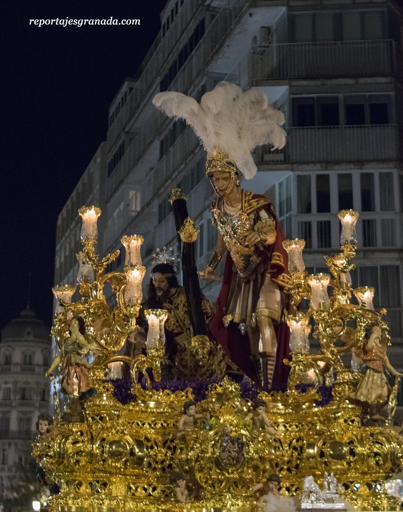 Semana Santa Granada - Tres Caídas