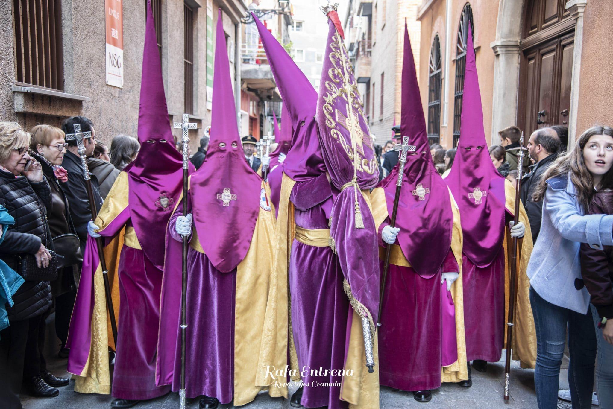 Semana Santa Granada - Rescate