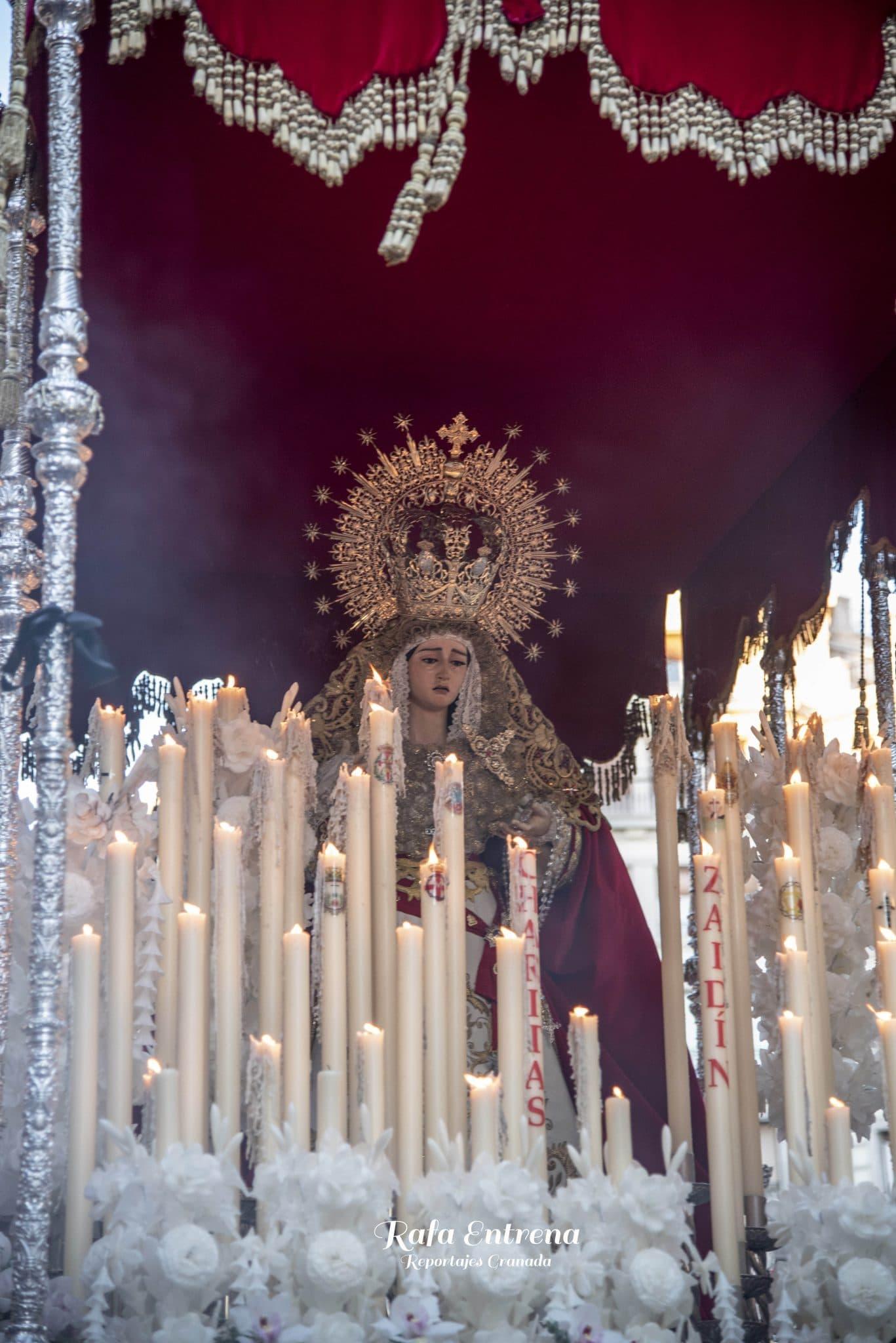 Semana Santa Granada - Lanzada