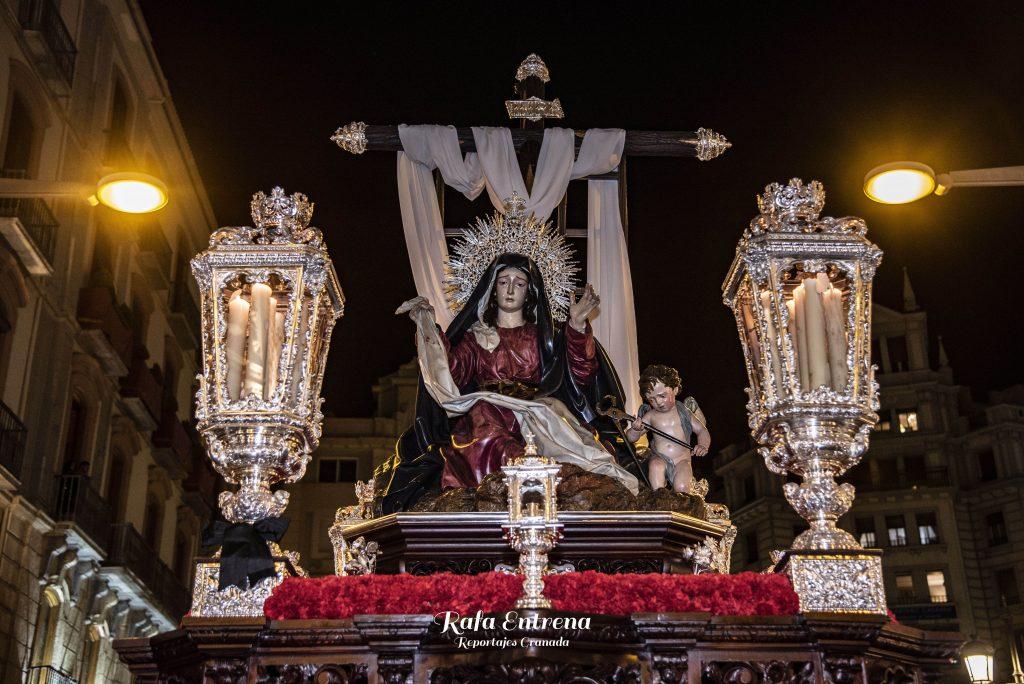 Semana Santa Granada - Humildad (Cañilla)