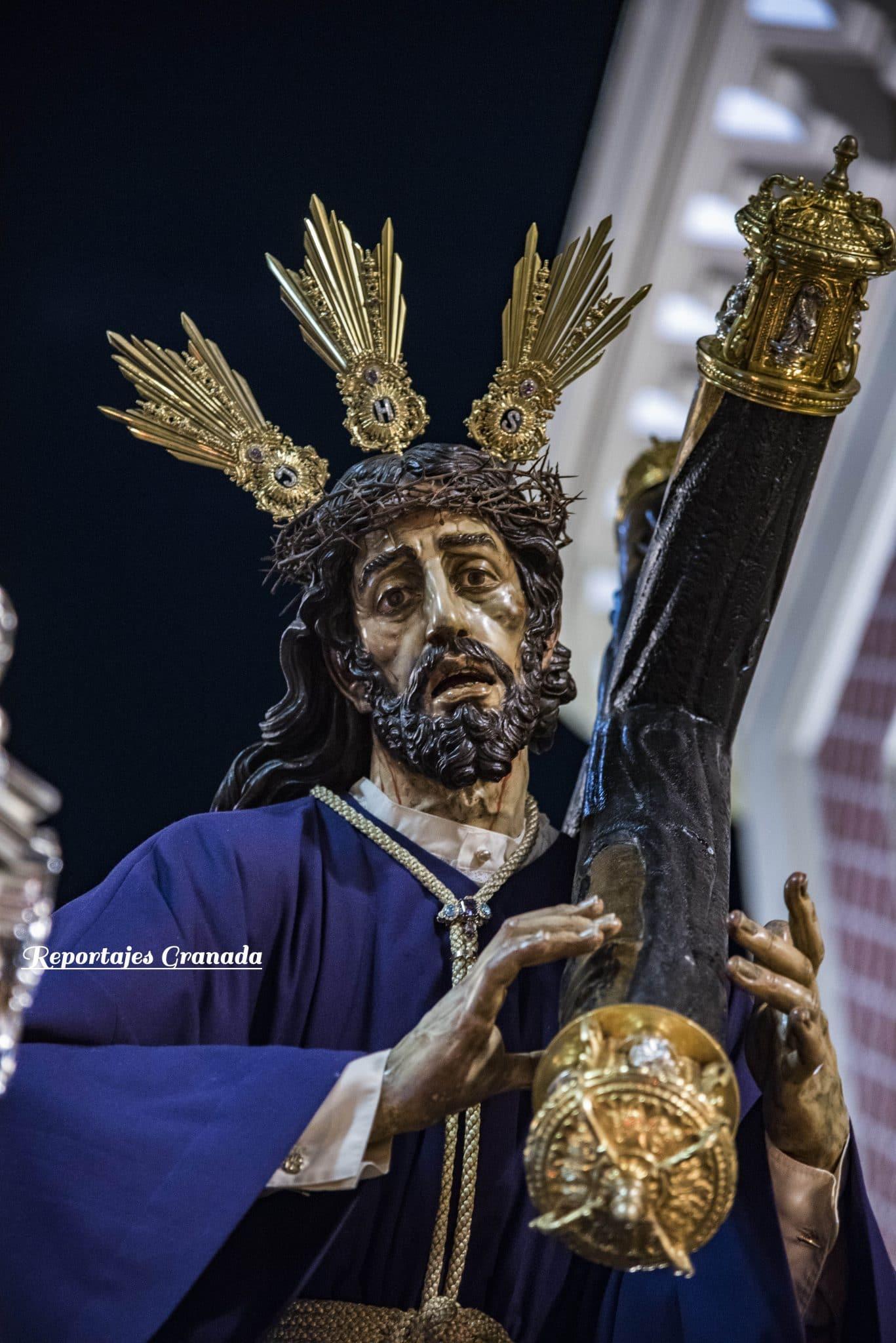 Semana Santa Granada - Nazareno y Merced