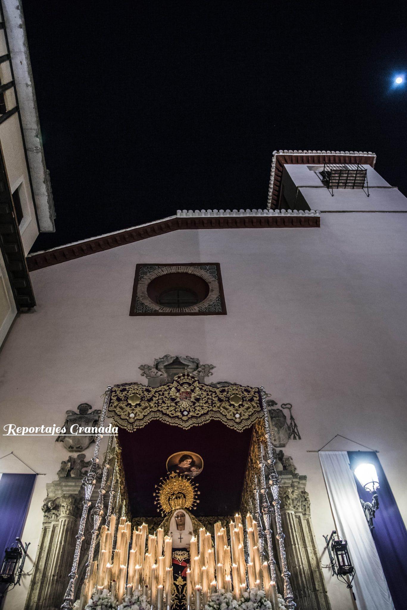 Semana Santa Granada - Paciencia y Penas