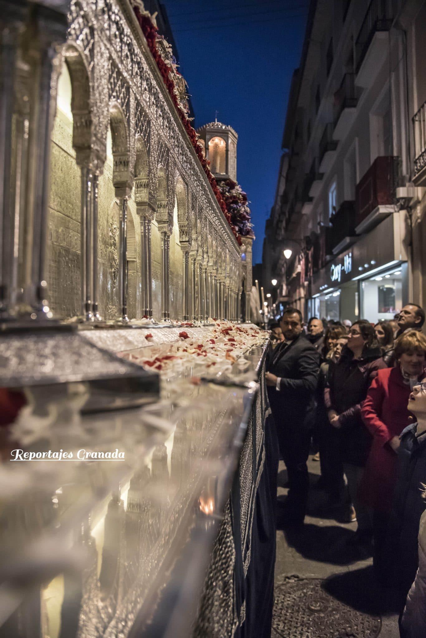 Semana Santa Granada - Santa María de la Alhambra