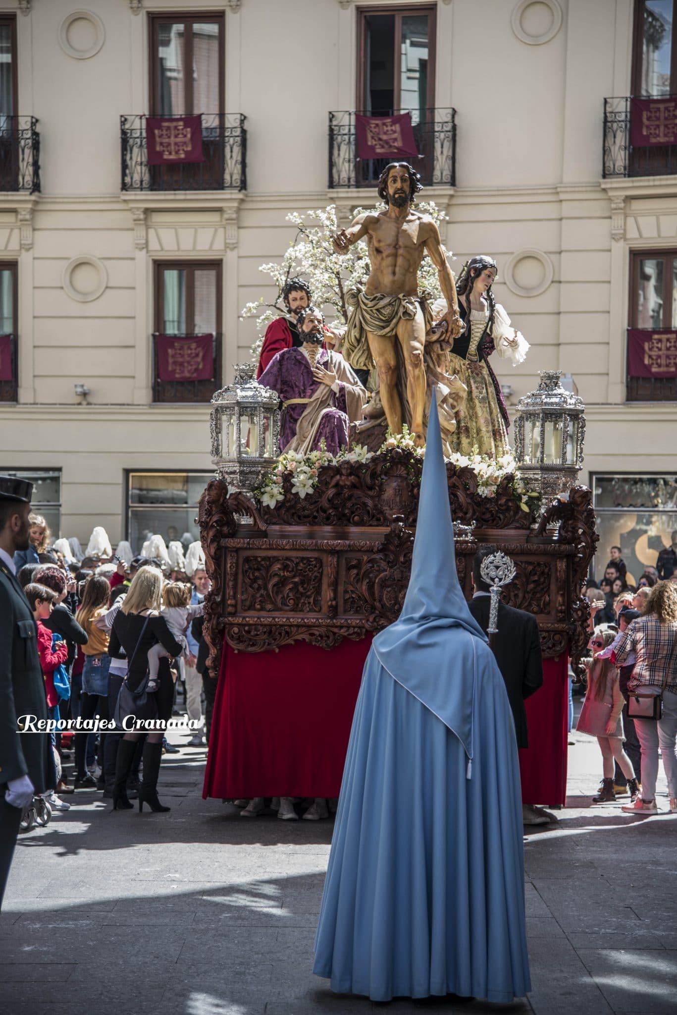 Semana Santa Granada - Resucitado y Alegría