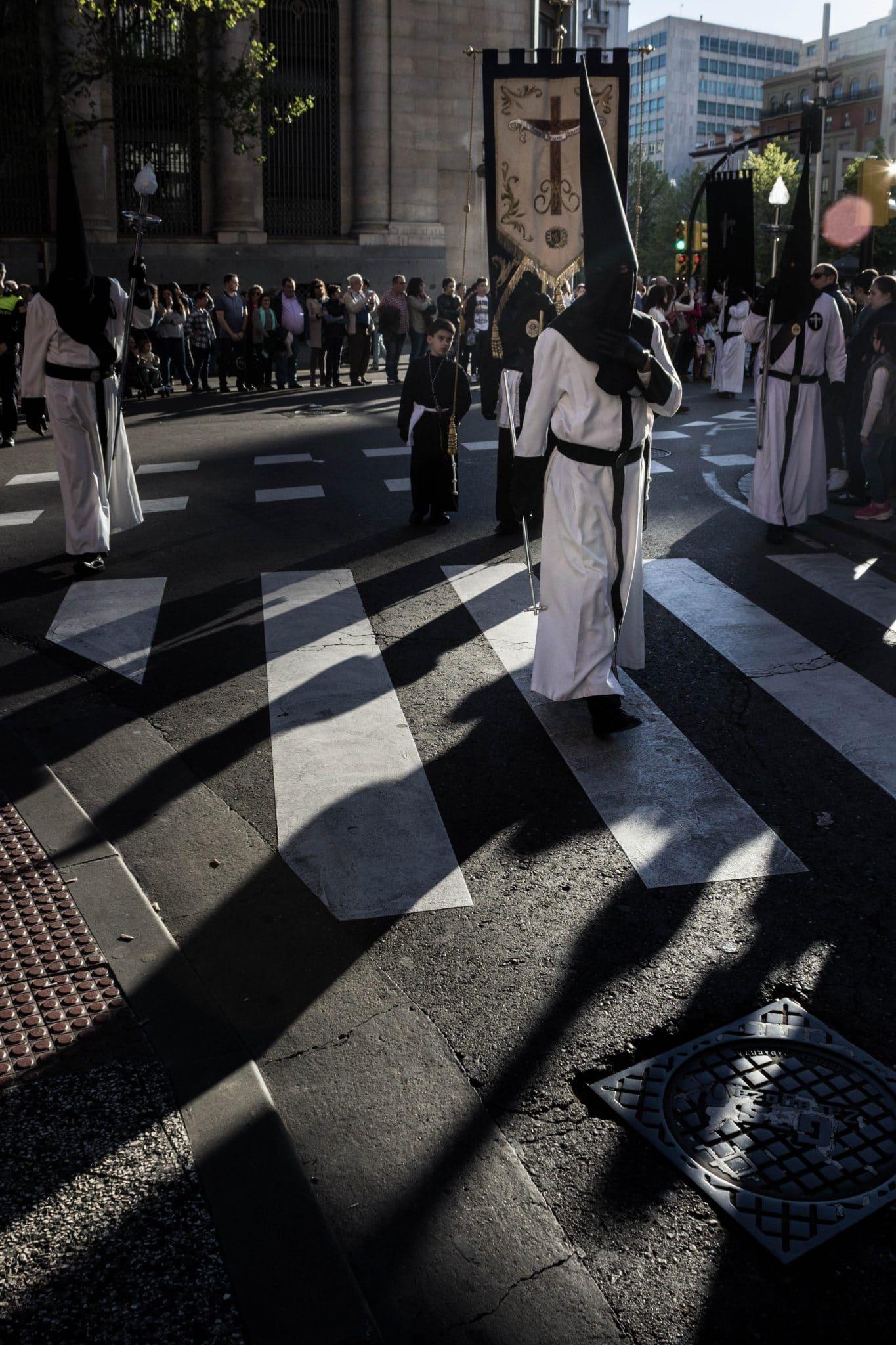 Semana Santa en Zaragoza - Pregón